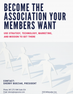 become the association your members want